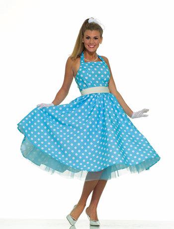 50's Dress COSTUME