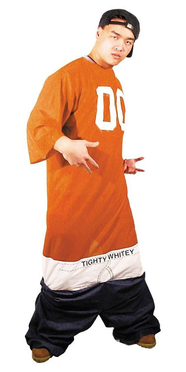 TIGHTY WHITEY  COSTUME