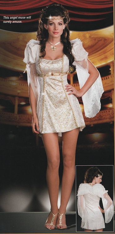 Angel Of The Opera Costume