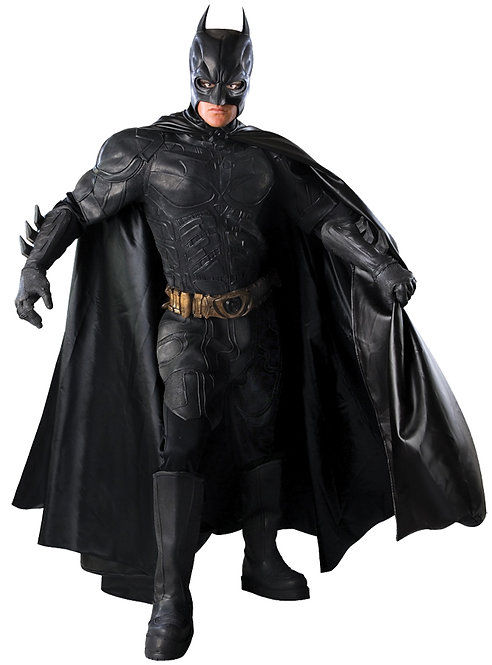 The Dark Knight Batman Latex Costume