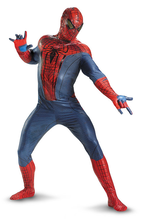 SPIDER-MAN MOVIE Costume