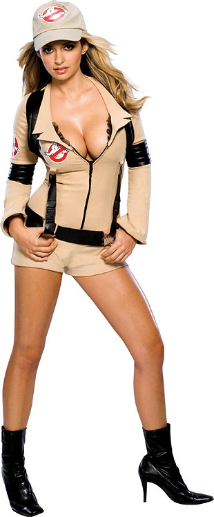 GHOSTBUSTERS  FEMALE  COSTUME