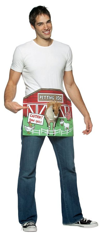 PETTING ZOO COSTUME