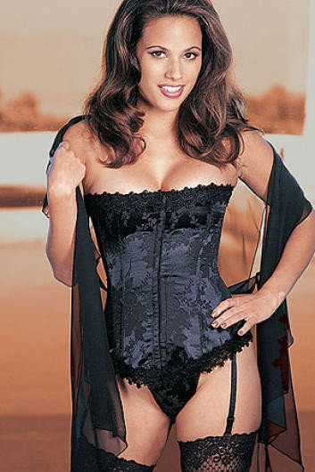 Two Piece Corset & Bustier combo