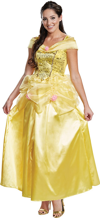 Women's Belle Deluxe Costume