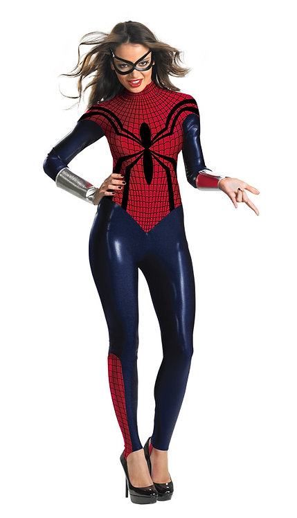SPIDER-GIRL Womans BODYSUIT  Costume