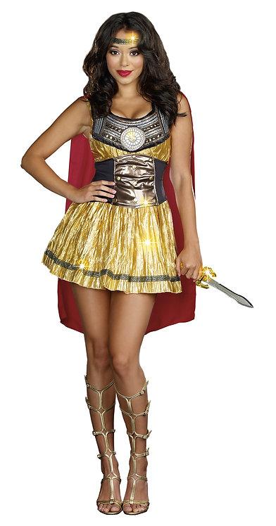 Women's Roman Maiden Costume