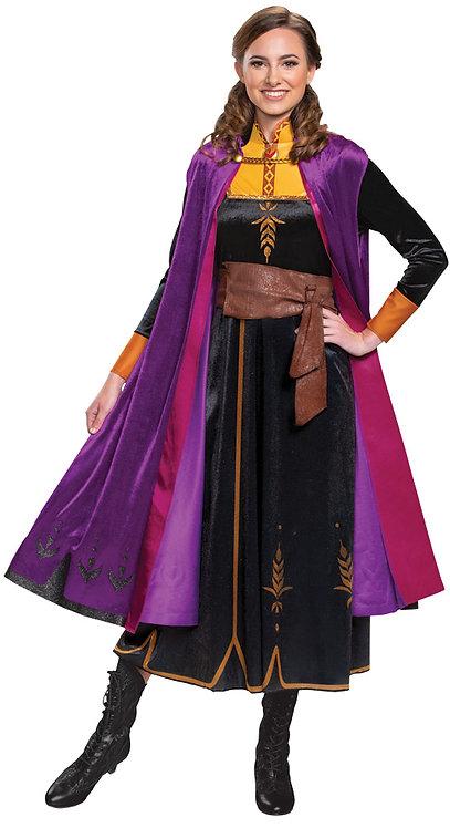 Women's Anna Deluxe Costume - Frozen 2