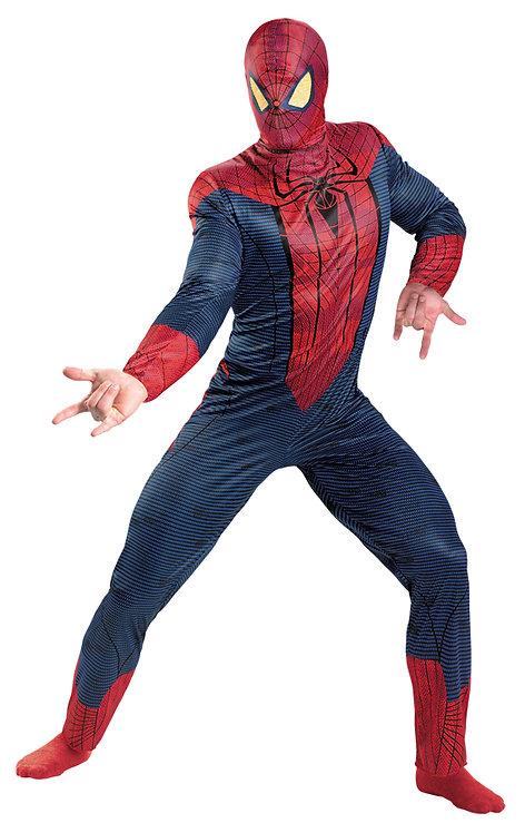 SPIDER-MAN MOVIE  ADULT Costume