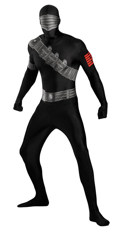 SNAKE EYES BODYSUIT COSTUME