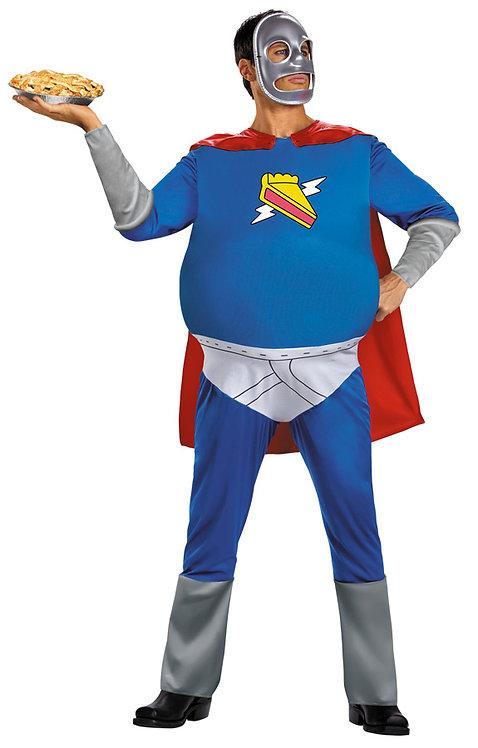 HOMER PIE-MAN COSTUME