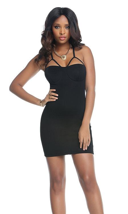 Balconette Dress