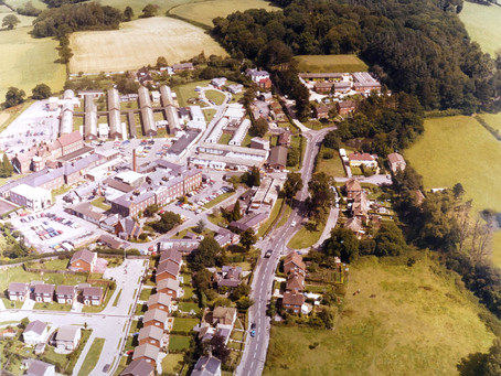 150 years of the Cuckfield Hospital site