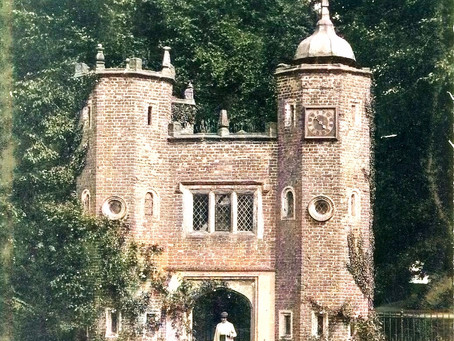 1848 - A detailed account of 'wicked' Dame Sergison- the Cuckfield Park ghost