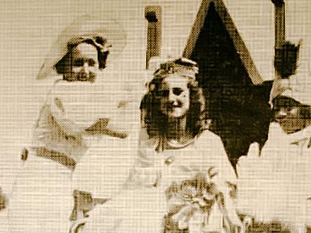 1943: Keeping up spirits in wartime