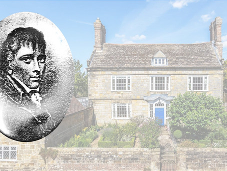 1805: Trafalgar hero living in the High Street