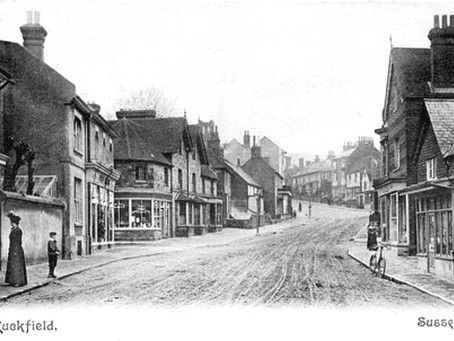 Cuckfield life from 1850: Emily Wells' recollections