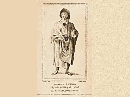 1530: Andrew Boorde's home medical advice ... III