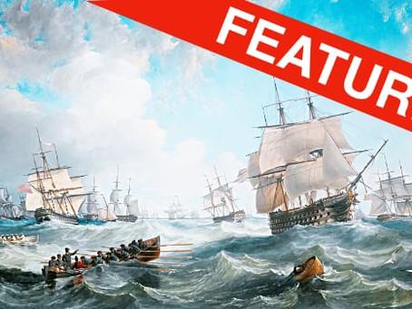 1741-1810: Admiral John Douglas No3 in the Navy