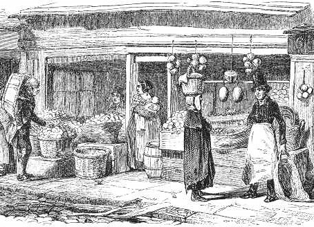 19th century: All the shops you need