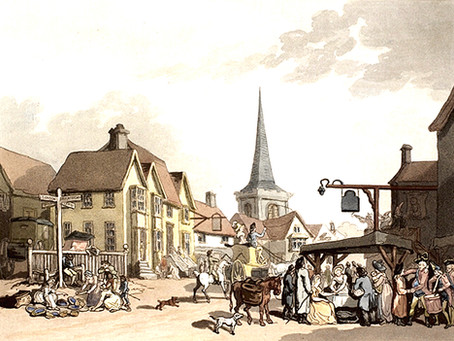 1856: All the fun and excitement of Cuckfield Fair recalled in Victorian verse