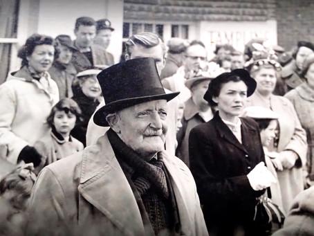 1957: Hostility and praise at Cecil Sharp House