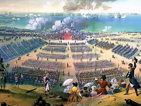 1805: Cuckfield's battlefield destruction averted