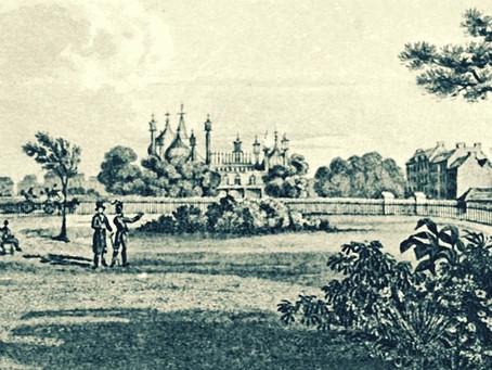 Trip to Brighton via Cuckfield in 1821
