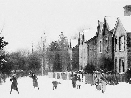 1837:  Smallpox outbreak and two foot of snow