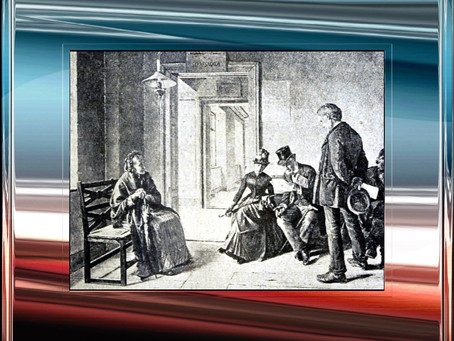 1806: Sergison wife sued for wrongful arrest of godson