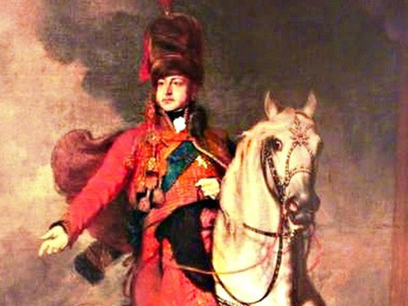 1785: Prince Regent's exhausting day