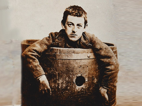 1843: Eight shillings a week