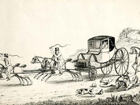 1785: Regent forgives coachmen for accident