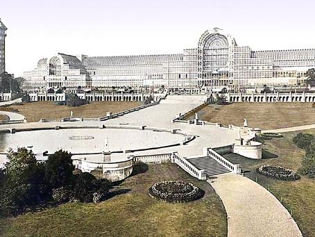 1900: Kids' choir sang at Crystal Palace