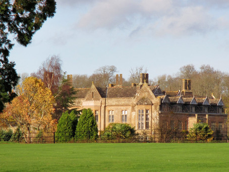 1575: Cuckfield Park built by a wealthy ironmaster