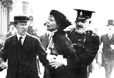 1909: Cuckfield addresses suffragette national meeting