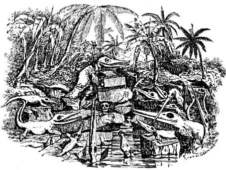 1830: The dinosaurs will return to Cuckfield