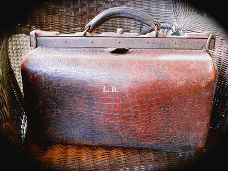 1843: Dr Lovel Byass - my Cuckfield diagnosis