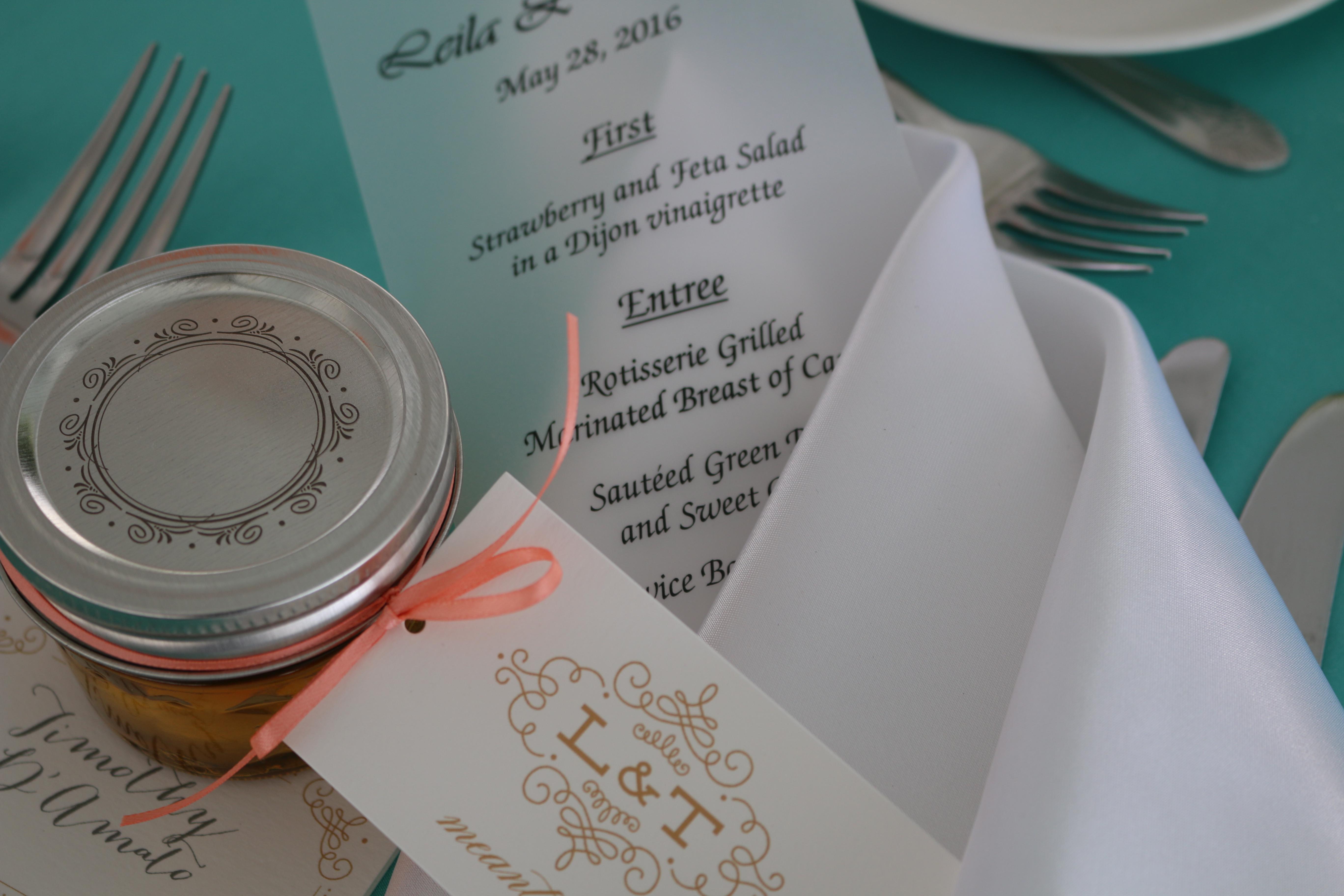 Wedding - Ceremony & Reception