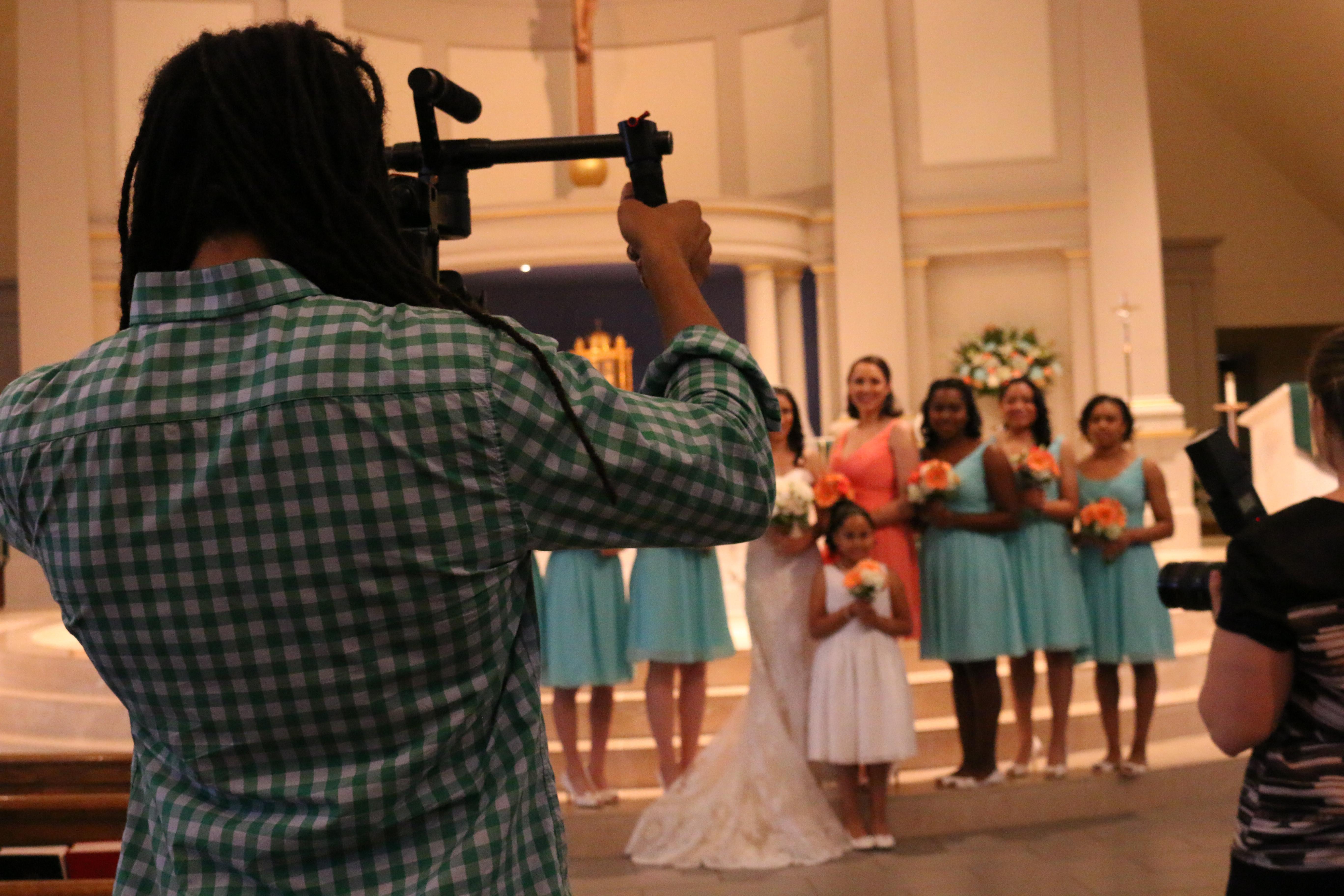 Wedding Videography - Ceremony