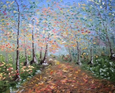 Under the Trees - Sous bois