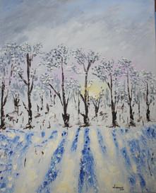 Under the Snow - Sous la neige