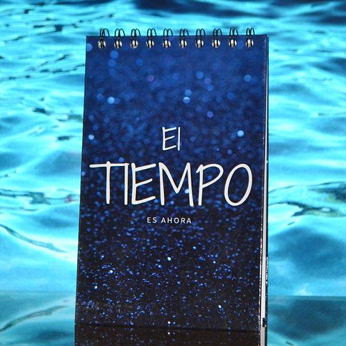"Bitácora de Lettering ""Tiempo"""