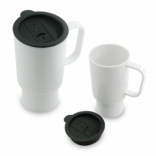 Mug con Tapa