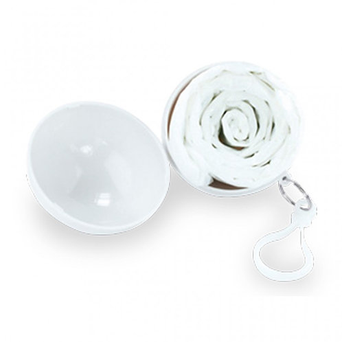 Poncho de Plástico en Bola