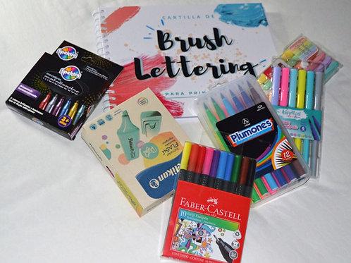 Kit Lettering Super Pro