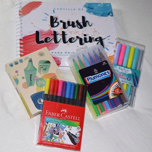 Kit Lettering Pro