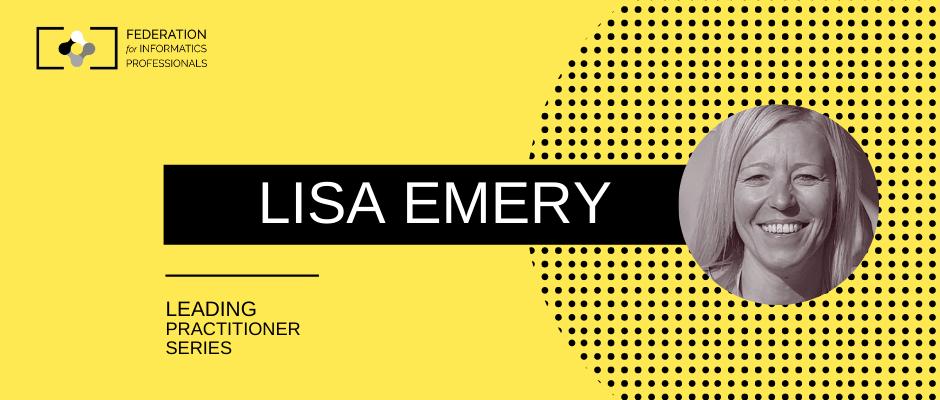#1 Lisa Emery: FEDIP Leading Practitioner