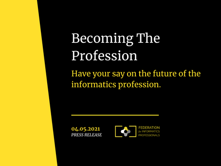 A Nationwide Consultation on the Future of the Informatics Profession