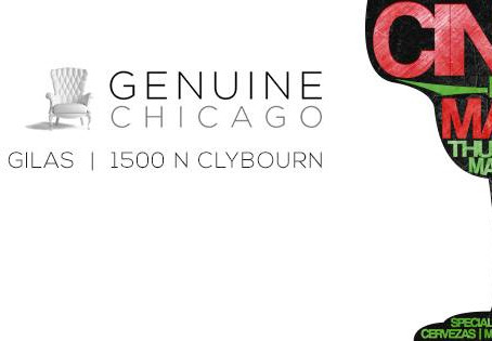 Cinco de Mayo with Chicago Latino Networking and Genuine Chicago